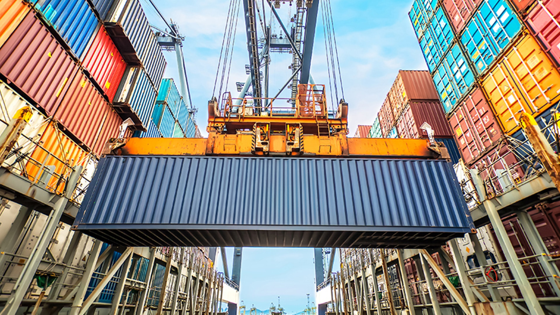 container congestion