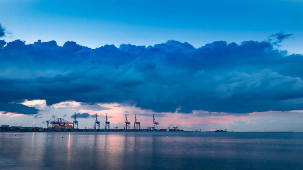 smart port digital data