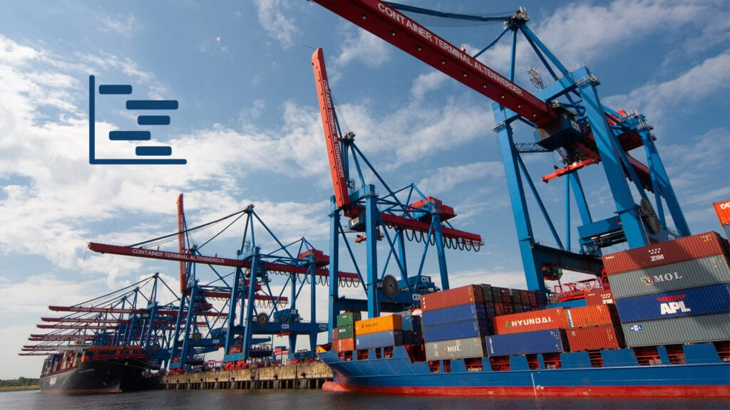 smart port efficiency and turnaround time
