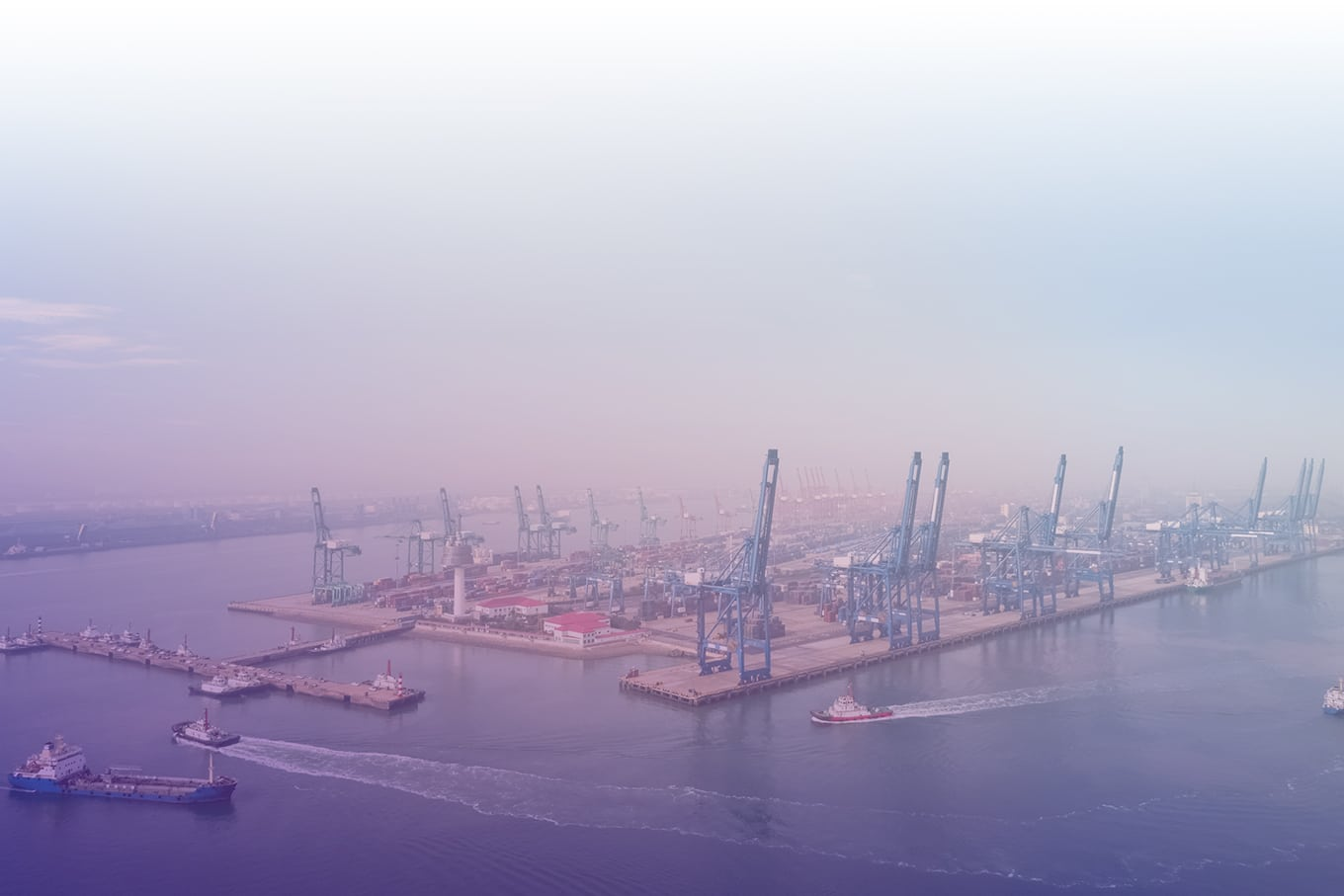 environmental port pollution issues