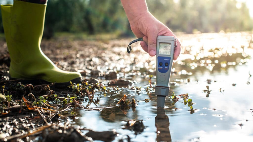 main water quality indicators