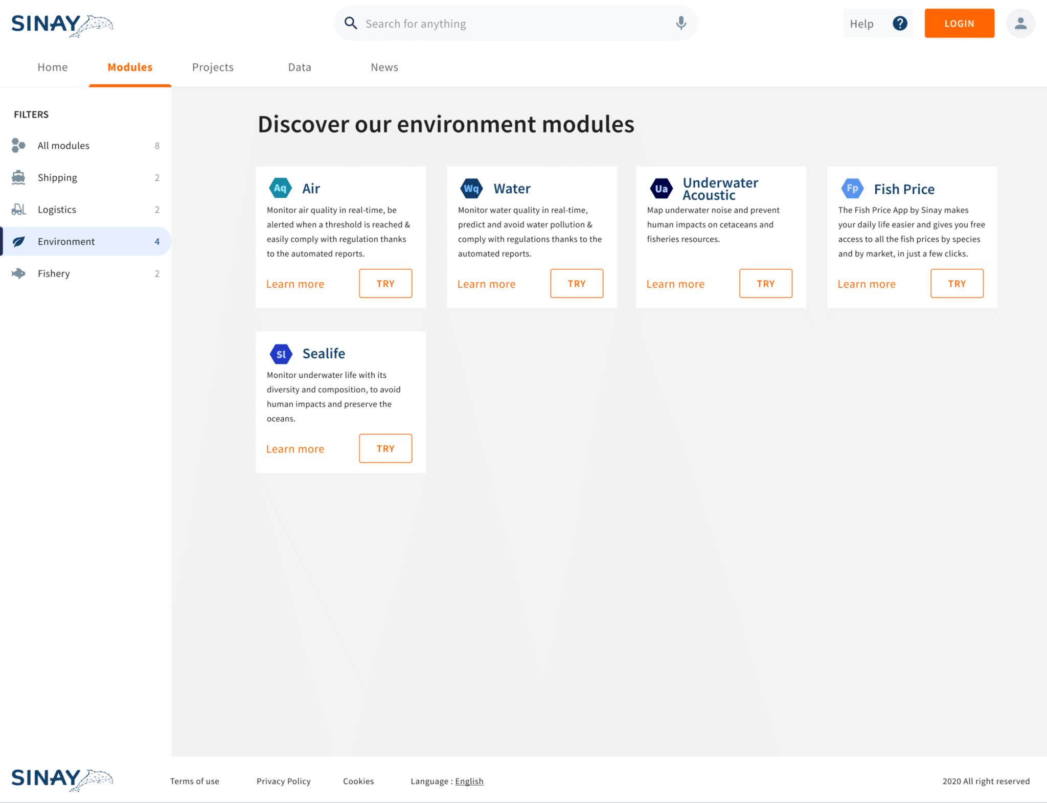 smart port environmental management system