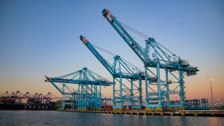 Smart Port Data AI